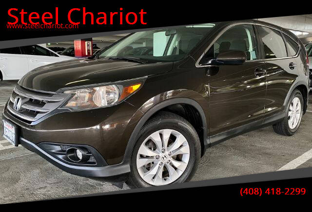 2014 Honda CR-V for sale at Steel Chariot in San Jose CA