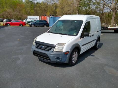 2010 Ford Transit Connect for sale at James River Motorsports Inc. in Chester VA
