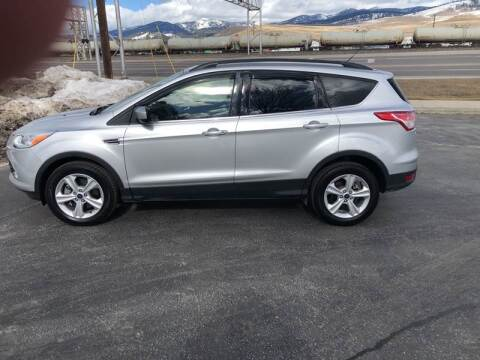 2015 Ford Escape for sale at Best Buy Auto Sales in Missoula MT