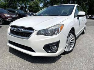 2012 Subaru Impreza for sale at Rockland Automall - Rockland Motors in West Nyack NY