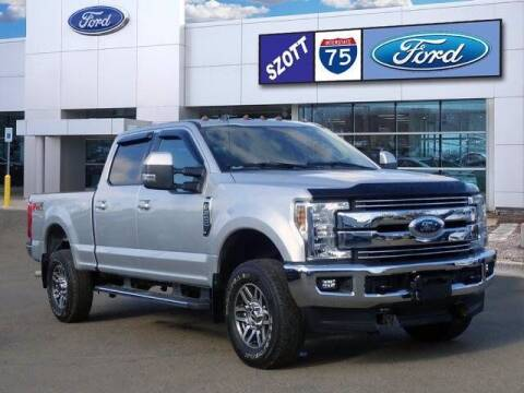 2019 Ford F-250 Super Duty for sale at Szott Ford in Holly MI