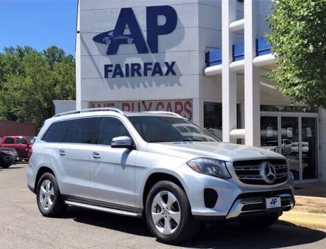 2017 Mercedes-Benz GLS for sale at AP Fairfax in Fairfax VA