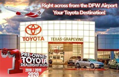 2022 Toyota Camry for sale in Grapevine, TX