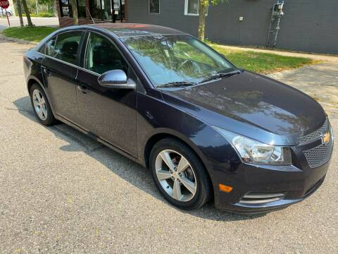 2014 Chevrolet Cruze for sale at Averys Auto Group in Lapeer MI