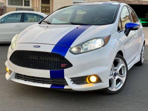 2015 Ford Fiesta for sale at Gold Coast Motors in Lemon Grove CA