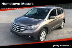 2012 Honda CR-V for sale at Hometown Motors in Jacksonville AR