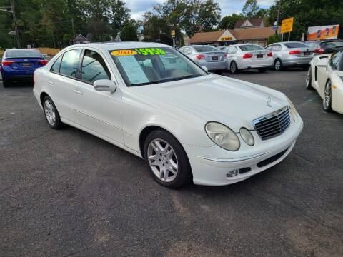 2003 Mercedes-Benz E-Class for sale at Costas Auto Gallery in Rahway NJ