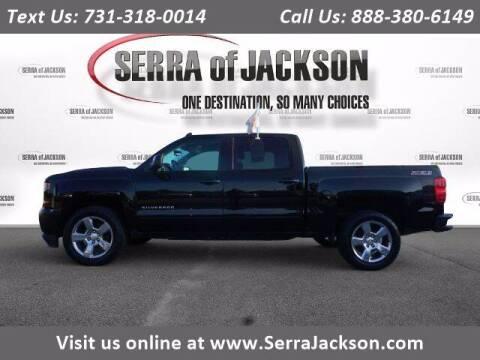 2017 Chevrolet Silverado 1500 for sale at Serra Of Jackson in Jackson TN