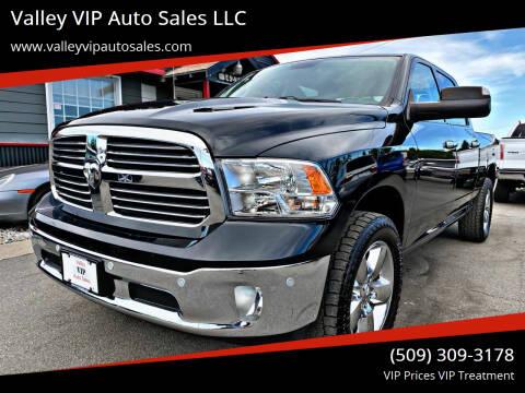 2018 RAM Ram Pickup 1500 for sale at Valley VIP Auto Sales LLC in Spokane Valley WA