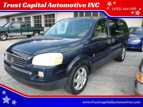 2005 Saturn Relay for sale at Trust Capital Automotive Inc. in Covington GA