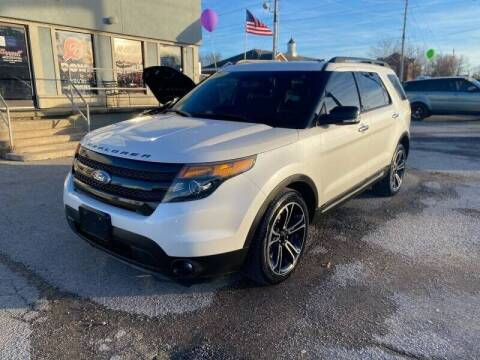 2014 Ford Explorer for sale at Bagwell Motors in Lowell AR