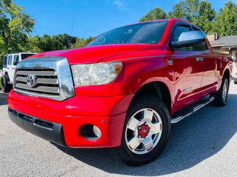 2007 Toyota Tundra for sale at Classic Luxury Motors in Buford GA