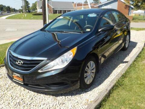 2011 Hyundai Sonata for sale at Beach Auto Brokers in Norfolk VA