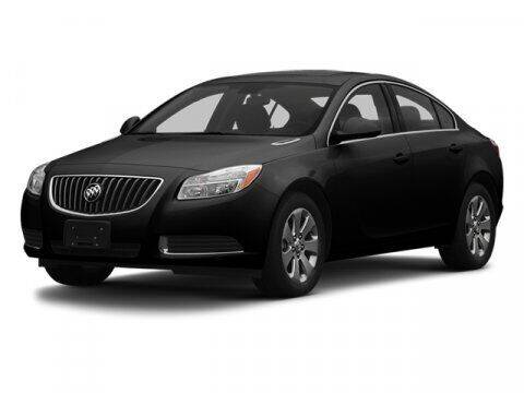 2013 Buick Regal for sale at HILAND TOYOTA in Moline IL