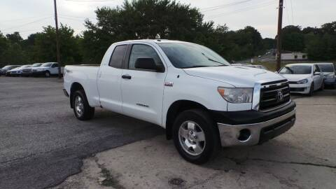 2012 Toyota Tundra for sale at Unlimited Auto Sales in Upper Marlboro MD