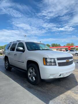 2013 Chevrolet Tahoe for sale at City to City Auto Sales in Richmond VA