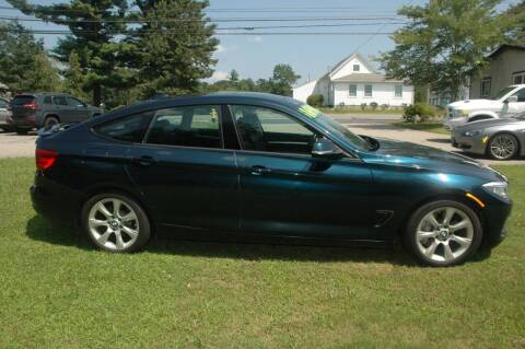 2014 BMW 3 Series for sale at Bruce H Richardson Auto Sales in Windham NH