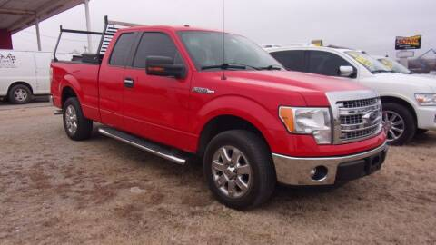 2013 Ford F-150 for sale at 6 D's Auto Sales MANNFORD in Mannford OK