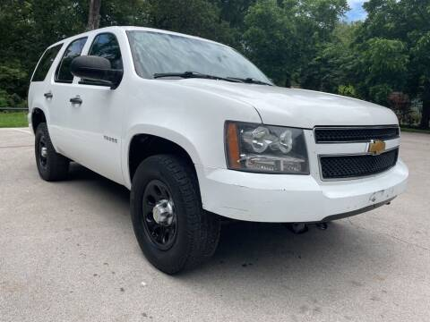 2014 Chevrolet Tahoe for sale at Thornhill Motor Company in Lake Worth TX