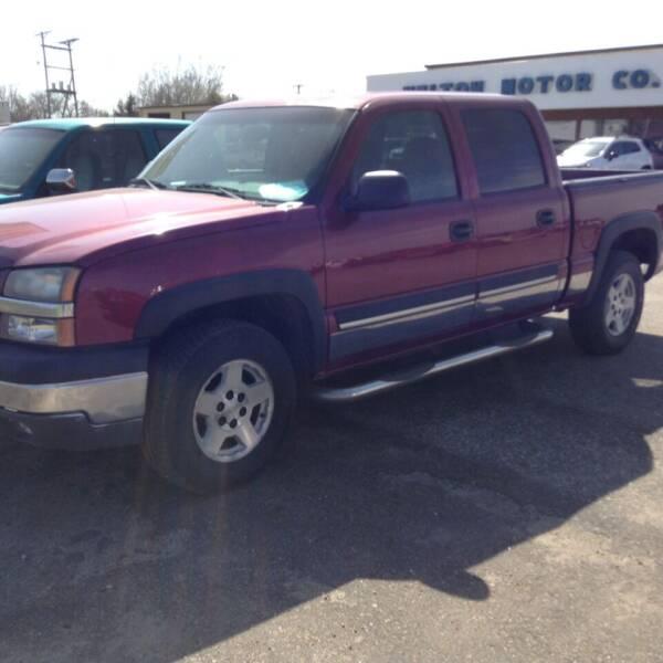2004 Chevrolet Silverado 1500 for sale at Melton Chevrolet in Belleville KS