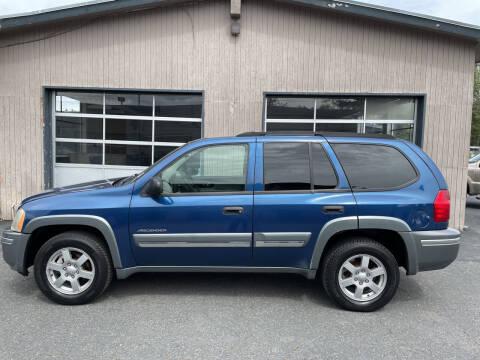 2005 Isuzu Ascender for sale at Westside Motors in Mount Vernon WA