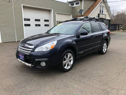 2014 Subaru Outback for sale at Prime Auto LLC in Bethany CT