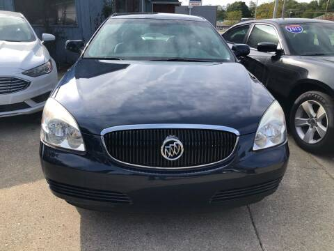 2008 Buick Lucerne for sale at Ghazal Auto in Sturgis MI
