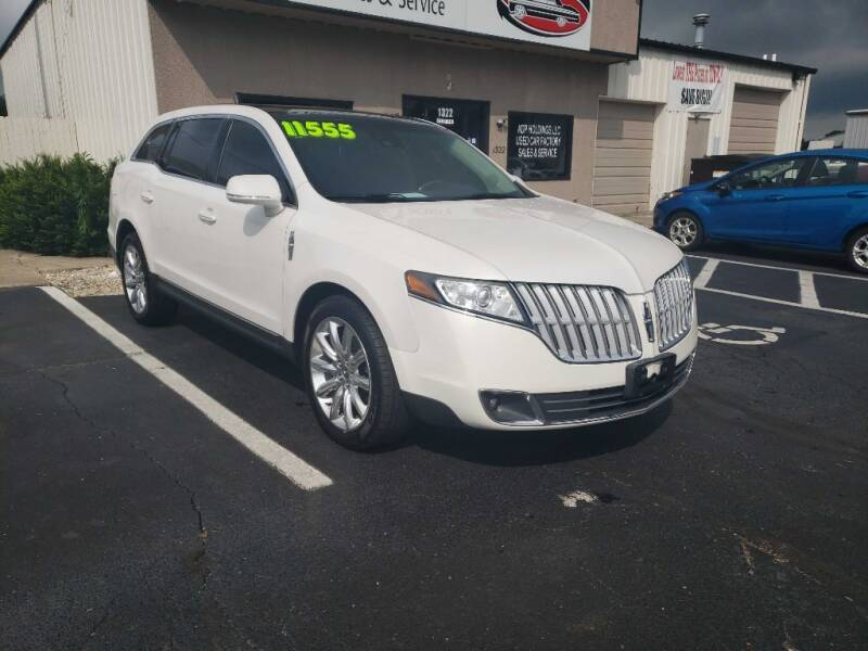 2011 Lincoln MKT for sale at Used Car Factory Sales & Service Troy in Troy OH