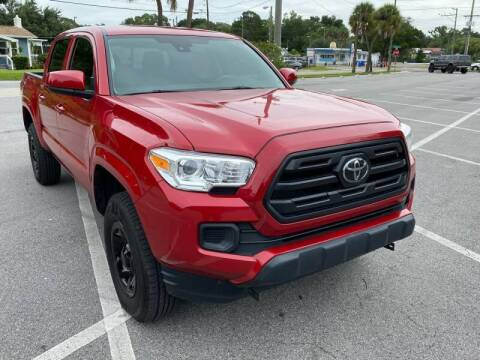 2018 Toyota Tacoma for sale at LUXURY AUTO MALL in Tampa FL