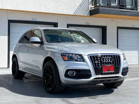 2012 Audi Q5 for sale at Avanesyan Motors in Orem UT