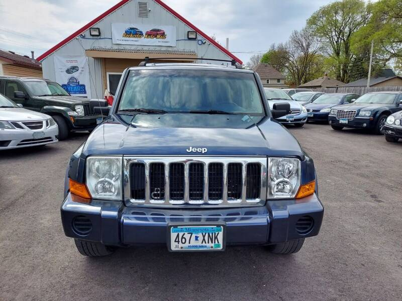 2010 Jeep Commander for sale at Rochester Auto Mall in Rochester MN