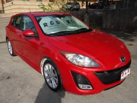 2011 Mazda MAZDA3 for sale at R & D Motors in Austin TX
