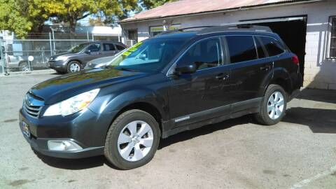 2012 Subaru Outback for sale at Larry's Auto Sales Inc. in Fresno CA