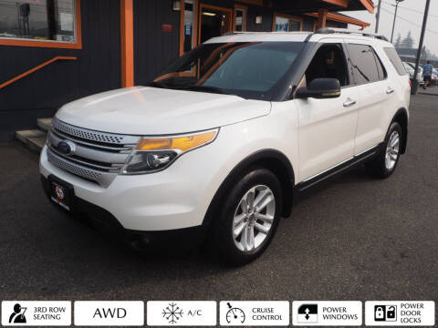 2011 Ford Explorer for sale at Sabeti Motors in Tacoma WA