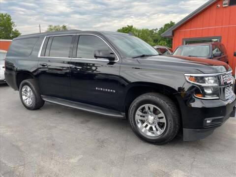 2018 Chevrolet Suburban for sale at HUFF AUTO GROUP in Jackson MI