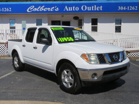 2008 Nissan Frontier for sale at Colbert's Auto Outlet in Hickory NC