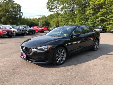 2019 Mazda MAZDA6 for sale at North Berwick Auto Center in Berwick ME