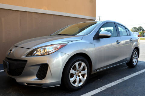 2012 Mazda MAZDA3 for sale at Wheel Deal Auto Sales LLC in Norfolk VA