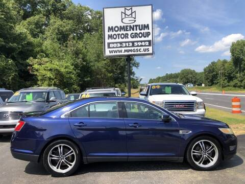 2011 Ford Taurus for sale at Momentum Motor Group in Lancaster SC