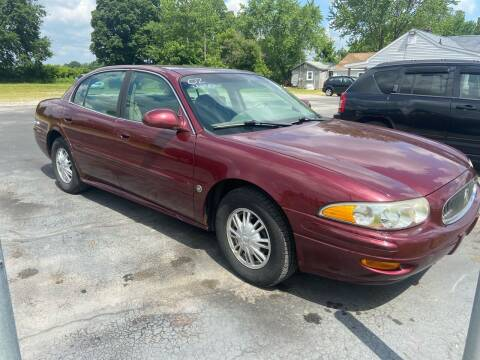 2002 Buick LeSabre for sale at HEDGES USED CARS in Carleton MI
