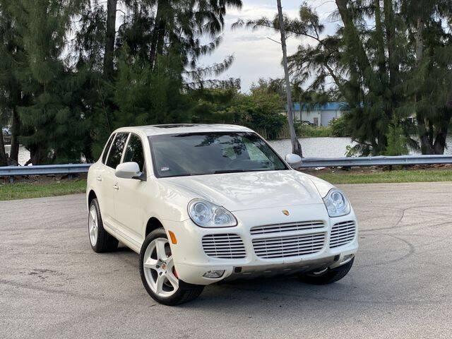 2006 Porsche Cayenne for sale at Exclusive Impex Inc in Davie FL
