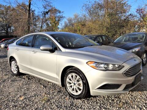 2018 Ford Fusion for sale at Premier Auto & Parts in Elyria OH