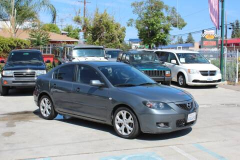 2009 Mazda MAZDA3 for sale at Car 1234 inc in El Cajon CA