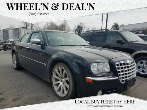 2007 Chrysler 300 for sale at Wheel'n & Deal'n in Lenoir NC