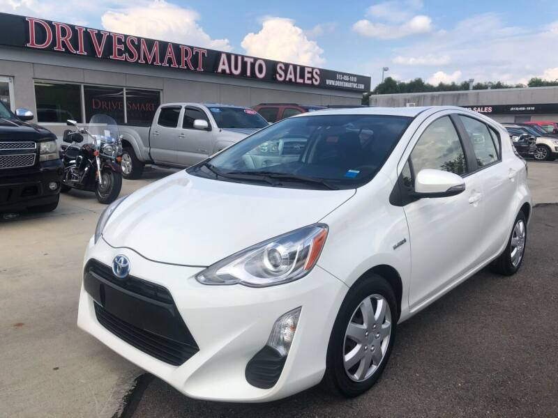2016 Toyota Prius c for sale at DriveSmart Auto Sales in West Chester OH