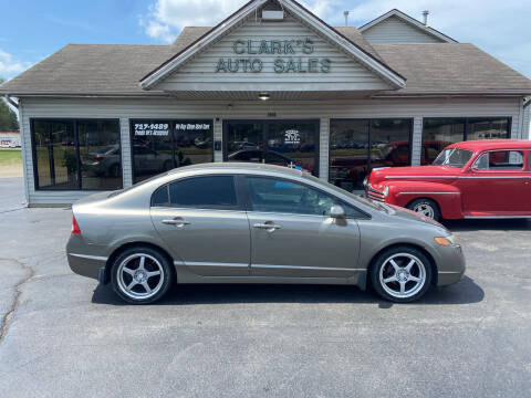 2006 Honda Civic for sale at Clarks Auto Sales in Middletown OH