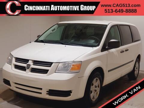 2010 Dodge Grand Caravan for sale at Cincinnati Automotive Group in Lebanon OH