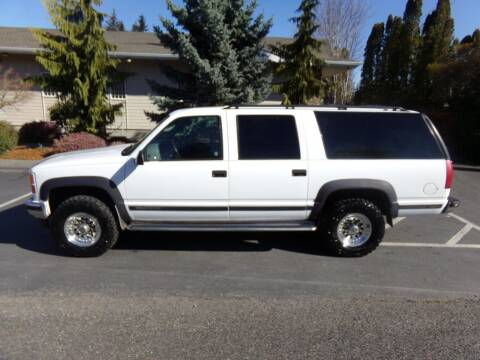 1996 GMC Suburban for sale at Signature Auto Sales in Bremerton WA