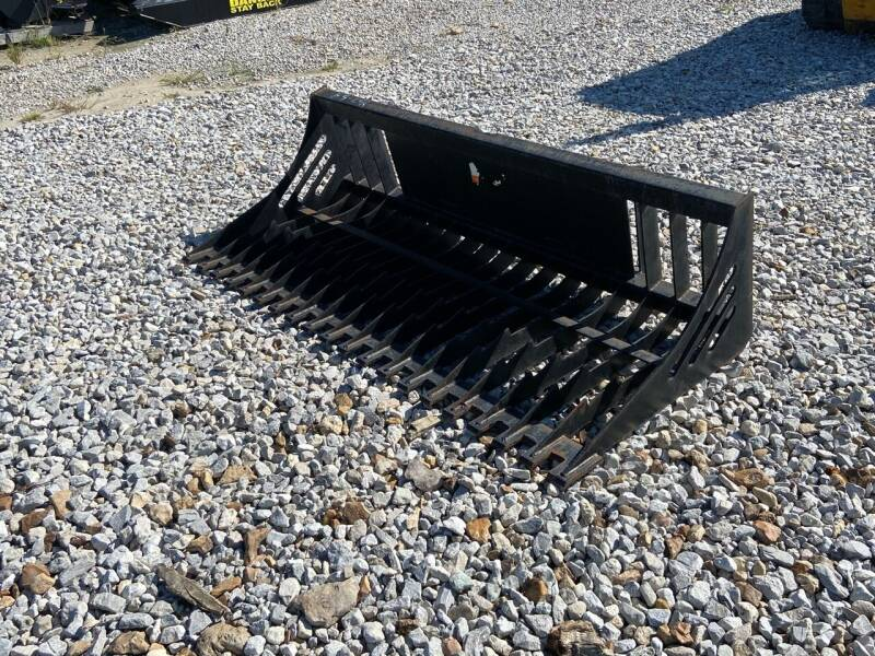 """2022 Wildkat 77"""" Rock Bucket for sale at Ken's Auto Sales & Repairs in New Bloomfield MO"""