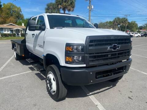 2020 Chevrolet Silverado 4500HD for sale at Consumer Auto Credit in Tampa FL